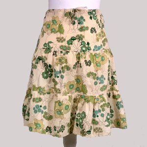 With Love Floral Skirt